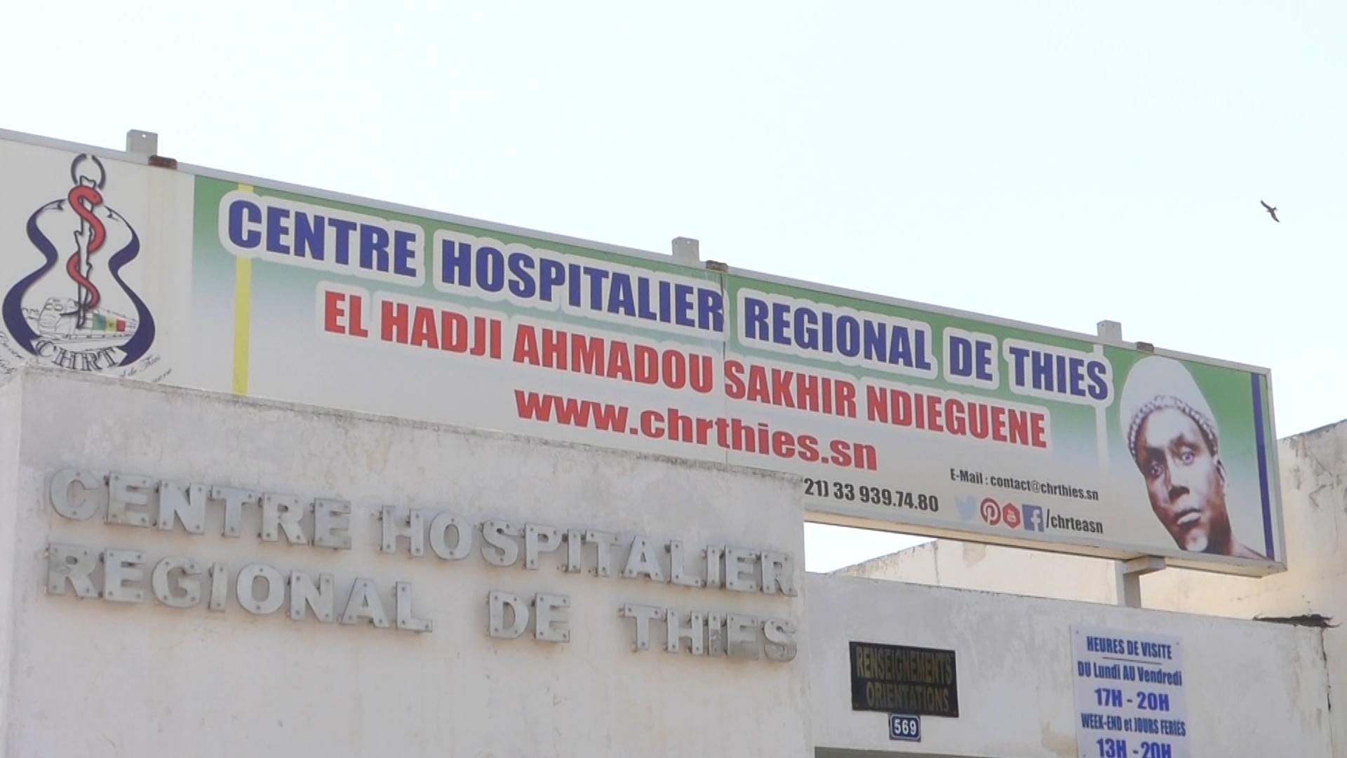 Thiès : Des blouses blanches de l'hôpital régional en grève depuis 14 jours