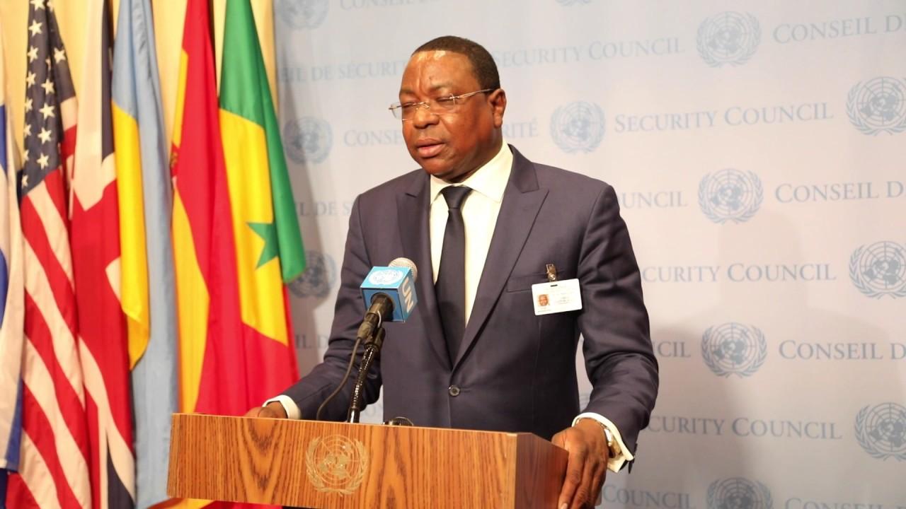 Remise de médailles des Nations Unies à l'Unité d'hélicoptères d'attaque du Sénégal : Le Chef de la Minusca rappelle la conduite à tenir
