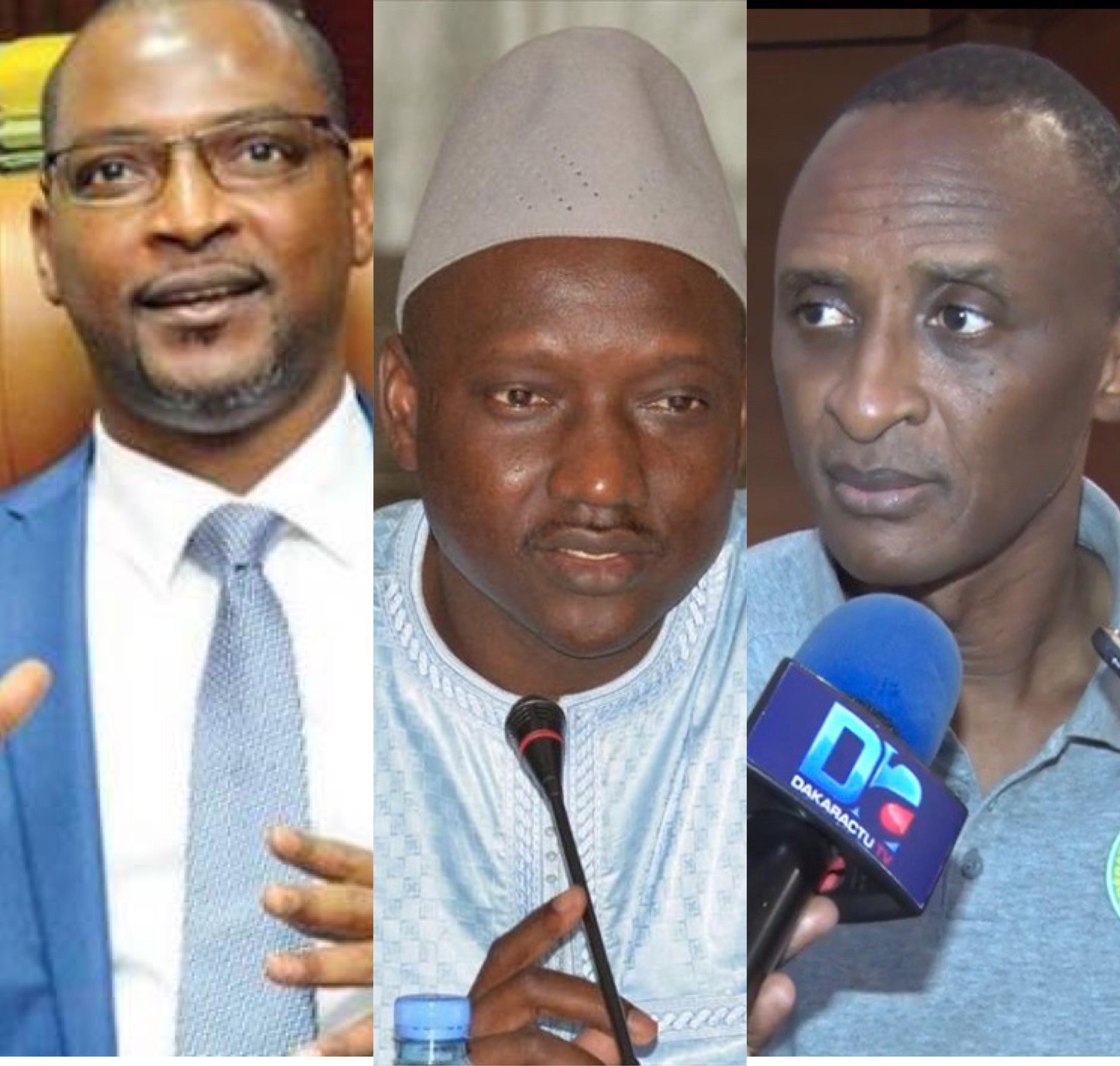 Mame Boye Diao hérite de la Direction des Domaines, Yaya Abdoul Kane casé à l'AGPBE, Abdoulaye Sow au COUD