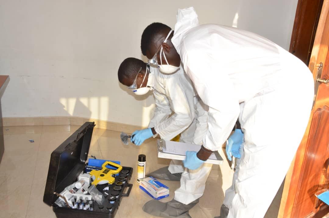 Saint-Louis / Cambriolage au bureau de Dakaractu : La police scientifique sur les traces des malfaiteurs.