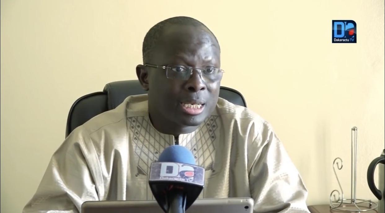 Modou Diagne Fada promu à la Sonacos : Aliou Souaré hérite de son poste de député.