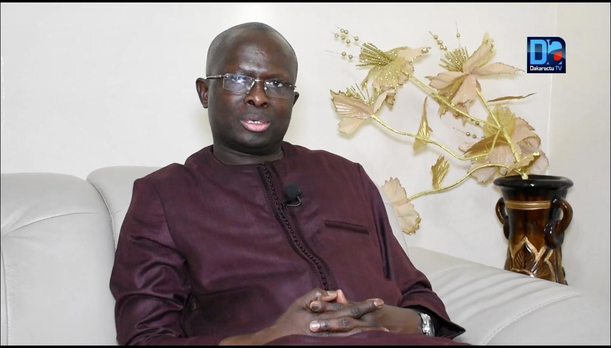 Modou Diagne Fada, nouveau Dg de la Sonacos : « J'ai été député à l'âge de 27 ans, ministre à l'âge de 30 ans. L'essentiel est de servir son pays quel que soit le poste. Mes échanges avec le président Macky Sall. » (Entretien)
