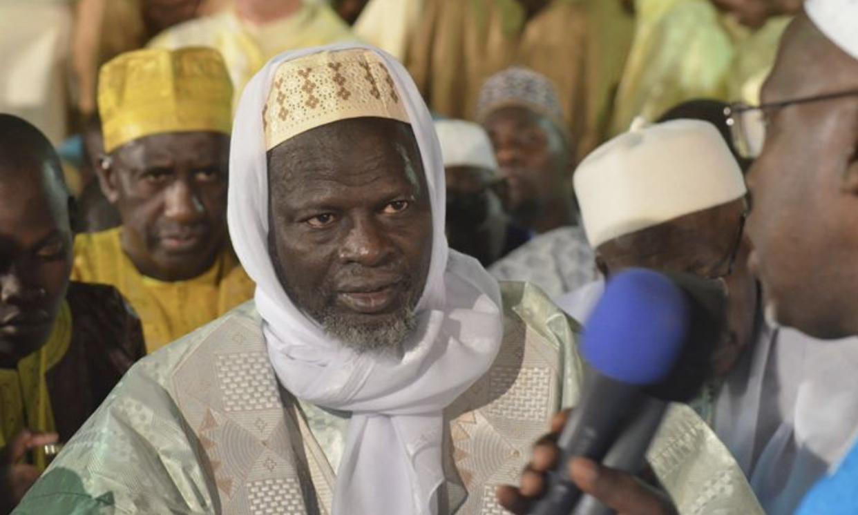 Matam : Les prières et hommages de Thierno Samassa à l'endroit de Thierno Madiakhaté Ka