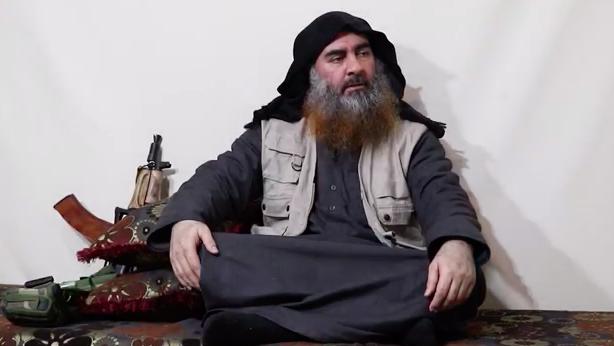 Apparition d'Al Baghdadi dans une nouvelle vidéo : Le chef de l'État islamique revient d'entre les morts.