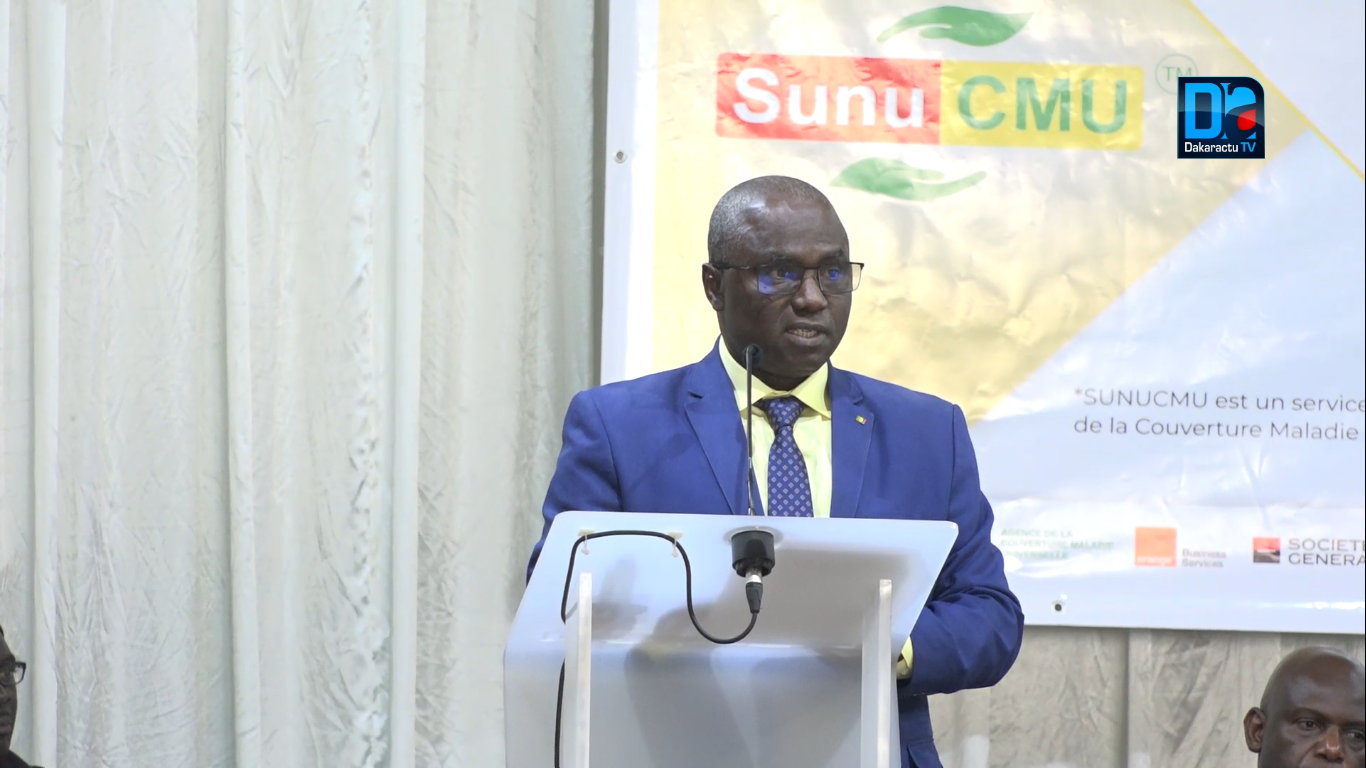 Plateforme ''Sunu CMU'' : Un dispositif 100% sénégalais pour la rationalisation des dépenses de la CMU