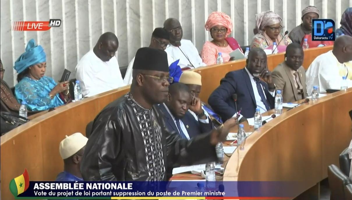 Assemblée nationale : Serigne Abdou Bara Doly Mbacké accuse Macky Sall d'avoir corrompu 125 députés et remet en cause la légitimité du ministre de la justice