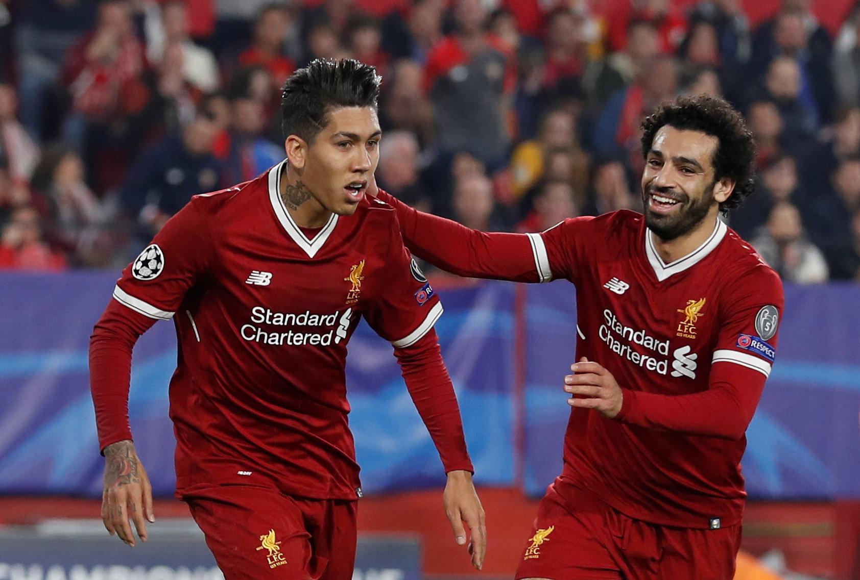 Liverpool – Barca : Mohamed Salah incertain, Firmino forfait.