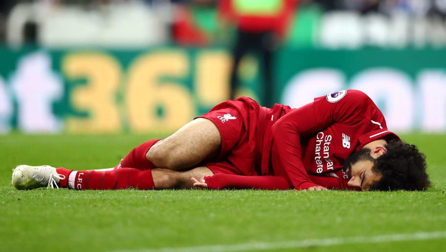 Officiel : Mohamed Salah forfait pour la demi-finale retour contre Barcelone, ce Mardi