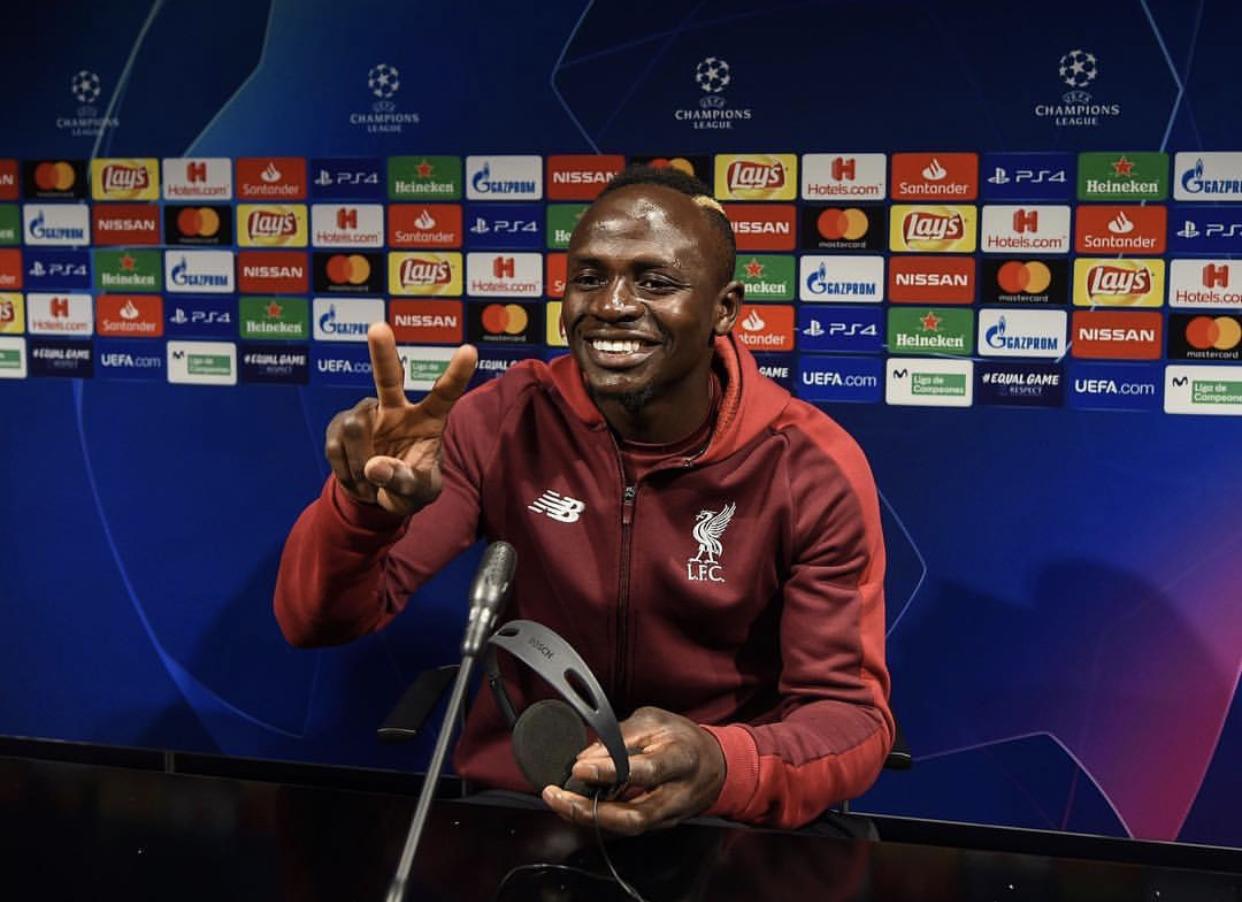 Historique, Sadio Mané va jouer sa deuxième finale consécutive en ligue des champions