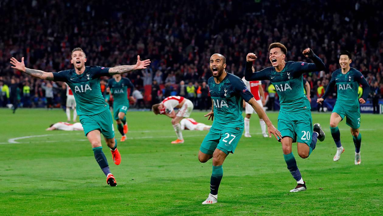 Un triplé de Lucas renverse l'Ajax et envoie Tottenham en finale !  (Ajax 2-3 Tottenham)