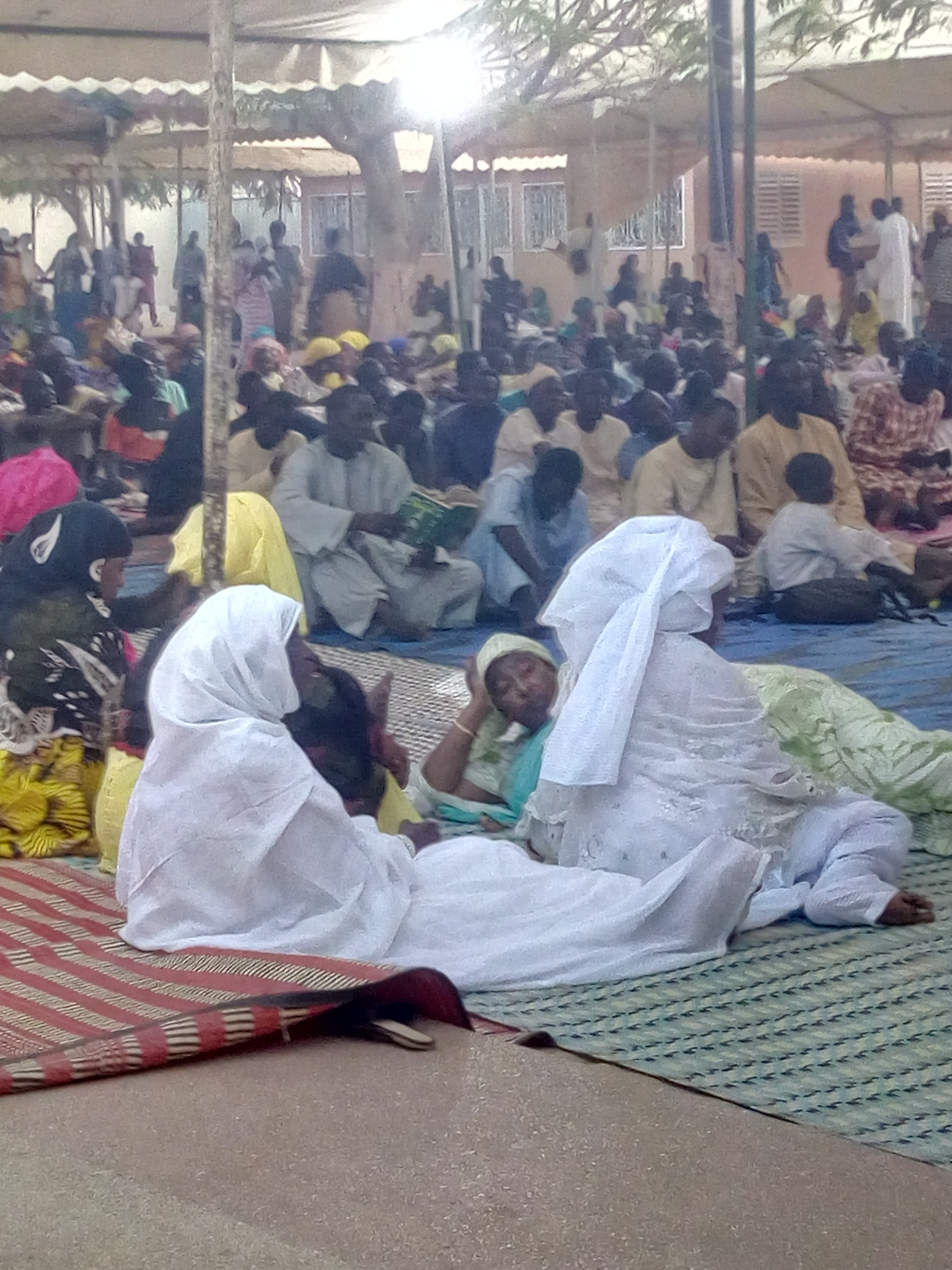 Mbour : Réunion de dernière heure à Madinatoul Salam ...