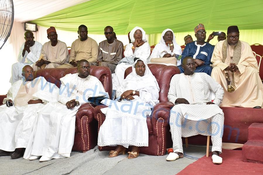 """Conférence religieuse des femmes de benno bokk yaakar de Ndiaffate animée par Tafsir Abdourahmane Gaye sur le thème de la """"Responsabilité des parents dans l'éducation des jeunes"""" ( IMAGES )"""