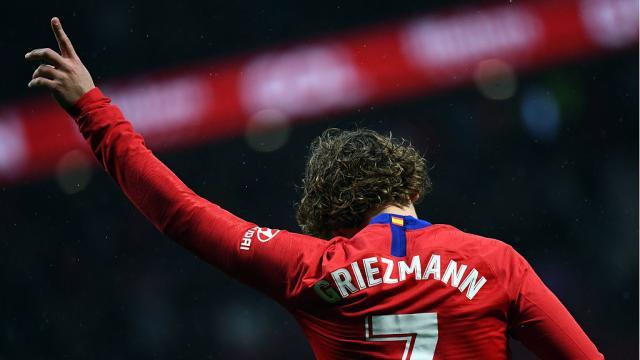 Officiel : Antoine Griezmann va quitter l'Atlético Madrid