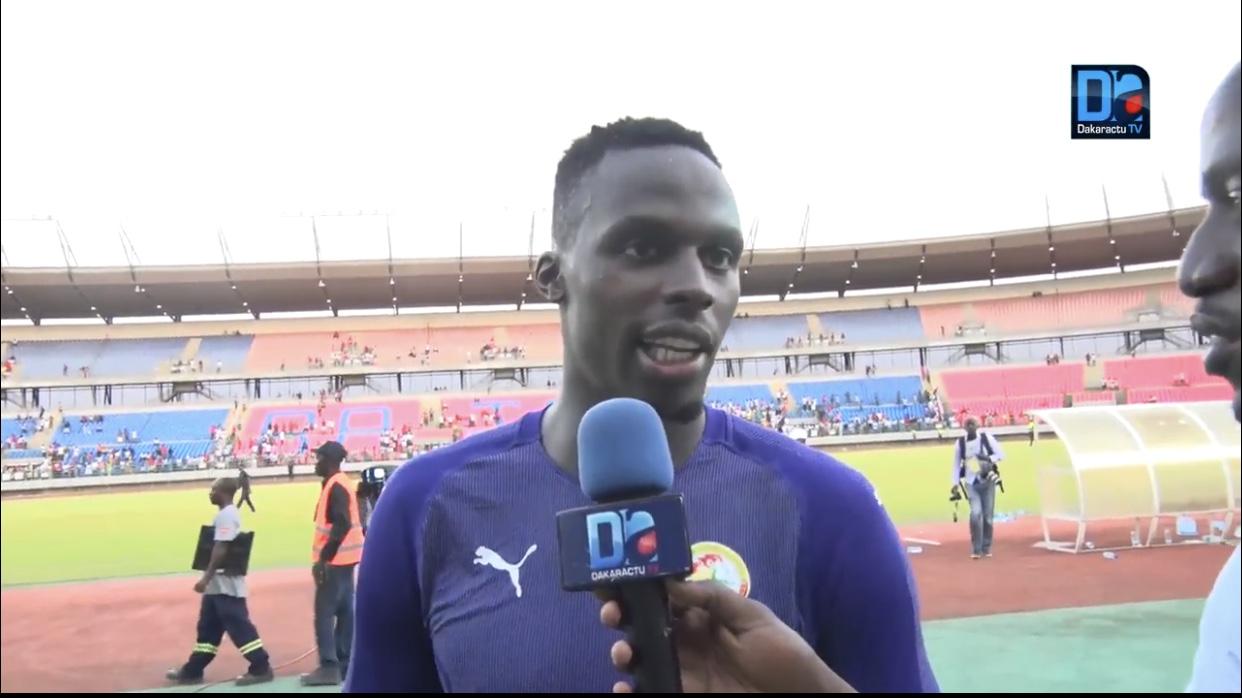 Signature de Dialy Kobaly Ndiaye en faveur de Reims : Le gardien Edouard Mendy confirme