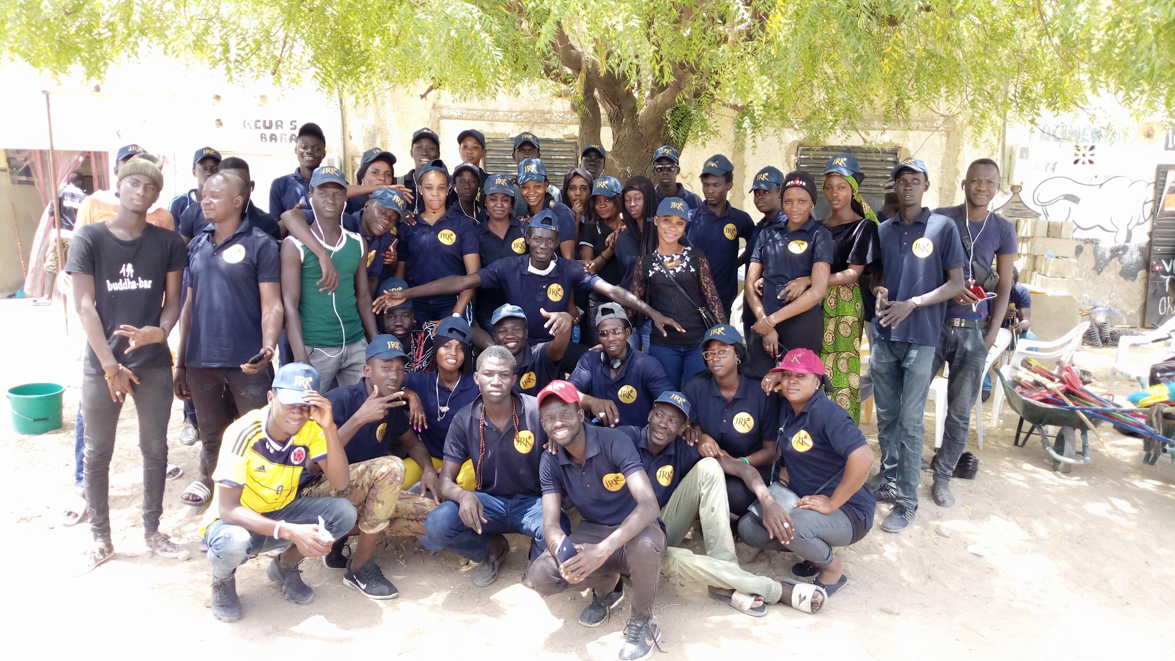 Nomination de Mme Aminata TOURE : La jeunesse de Kaolack remercie le PR Macky SALL.