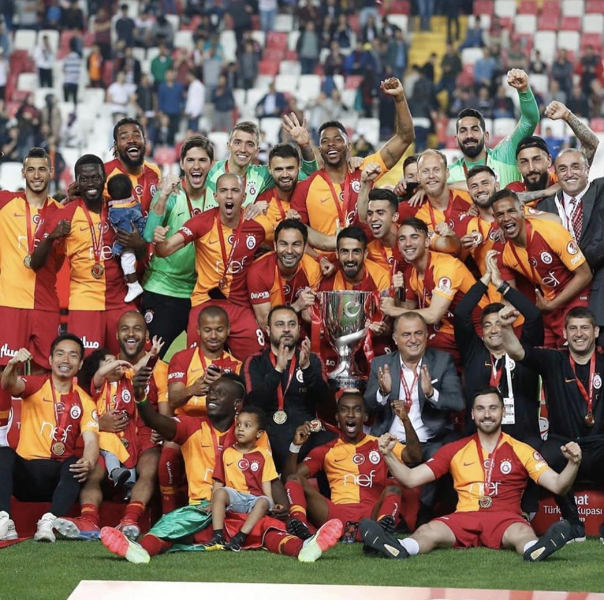 Coupe de Turquie : Mbaye Diagne buteur, remporte la finale avec Galatasaray. (Akhisar 1-3 Galatasaray)