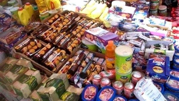 Pikine : 14 tonnes de produits de consommation impropres retirées du marché