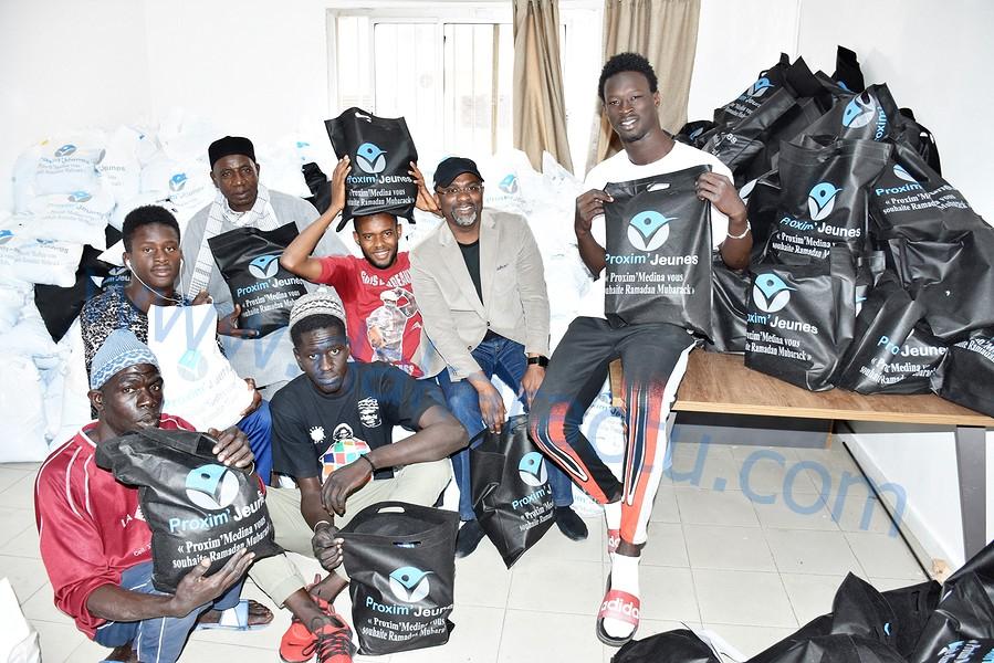 """« Une maison, un kit Ndogou», le traditionnel """"Soukeuru Koor"""" de Cheikh Ahmed Tidiane Bâ et de ses militants"""