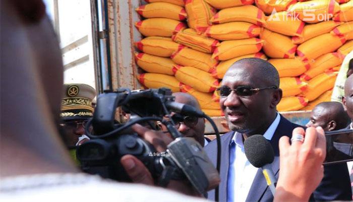 Rebondissement dans l'affaire des 18.000 tonnes de riz birman : la justice Ivoirienne ordonne l'arrêt de la destruction pour doute sur l'expertise