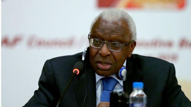 CORRUPTION À L'IAAF : Les choses se corsent pour Lamine Diack