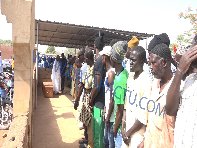 Tamba : Inhumation imminente de Bineta Camara