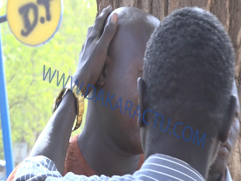 Tamba : Le vigile Malick Diop inconsolable à l'inhumation de Bineta Camara