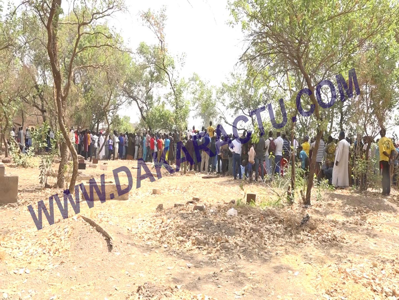 Tamba : Bineta Camara repose désormais au cimetière de Saaré Guilel