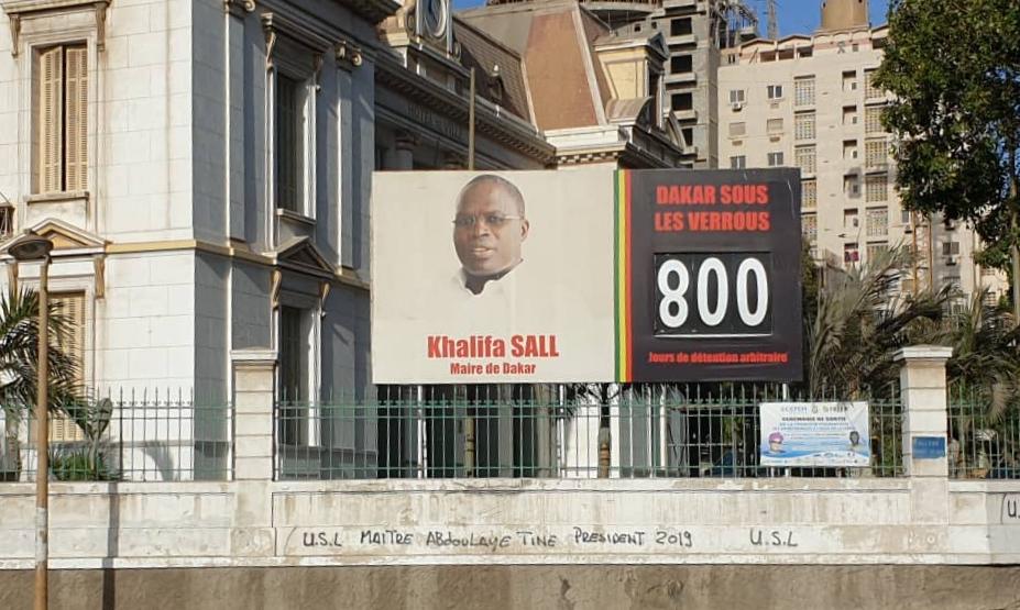 800 jours que Khalifa Sall est en prison : Ses soutiens haussent le ton et réclament sa libération