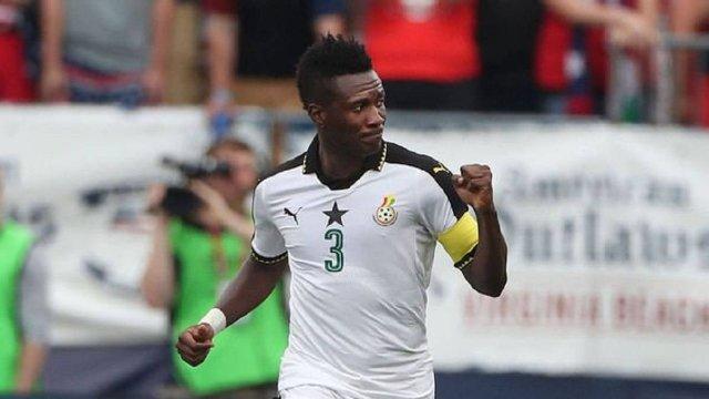 Son brassard de capitaine retiré, Asamoah Gyan tourne le dos à la sélection Ghanéenne