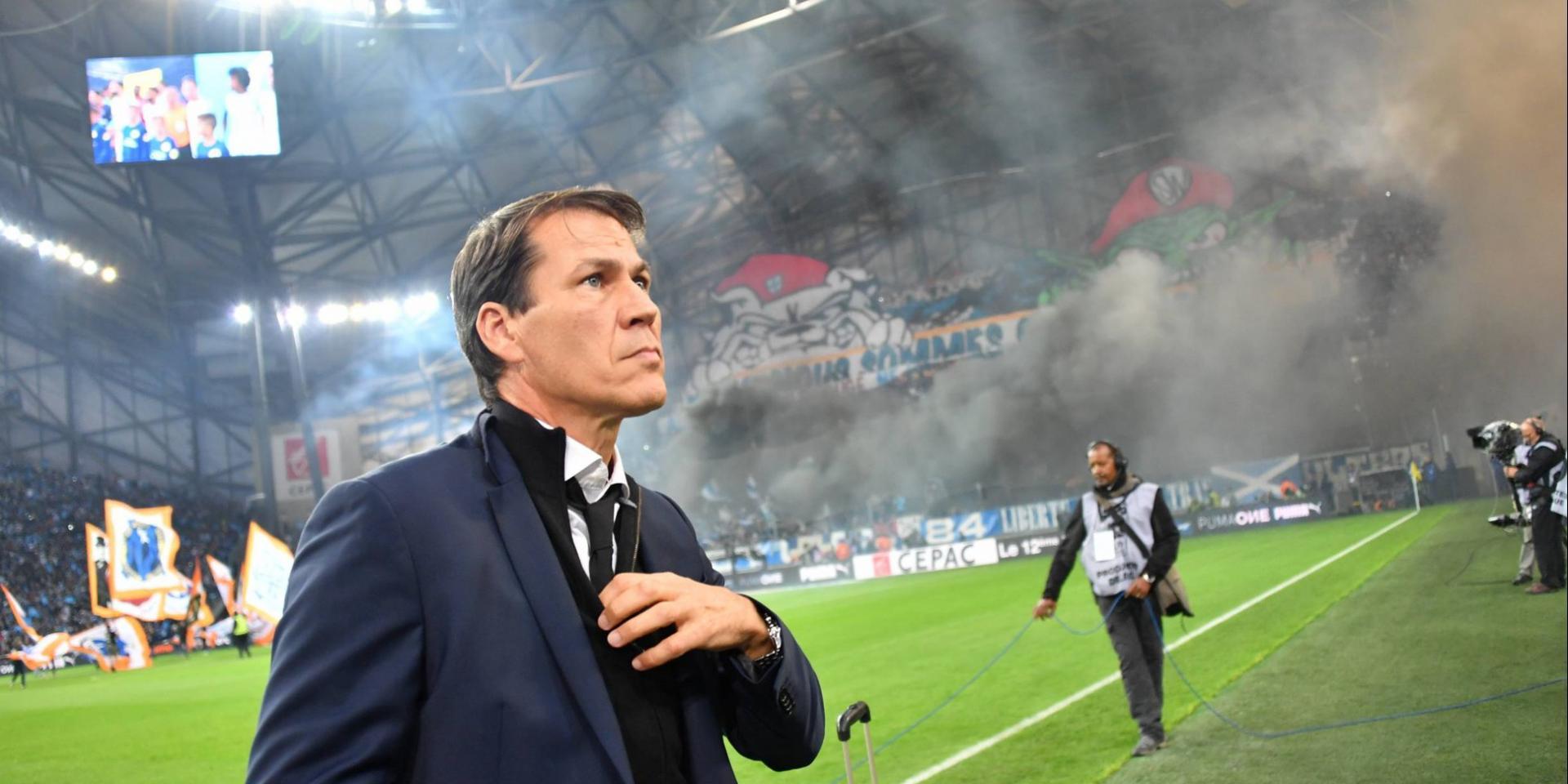 Olympique de Marseille : Rudi Garcia annonce son départ