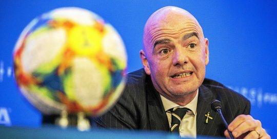 Coupe du monde : La Fifa renonce à passer à 48 équipes dès 2022