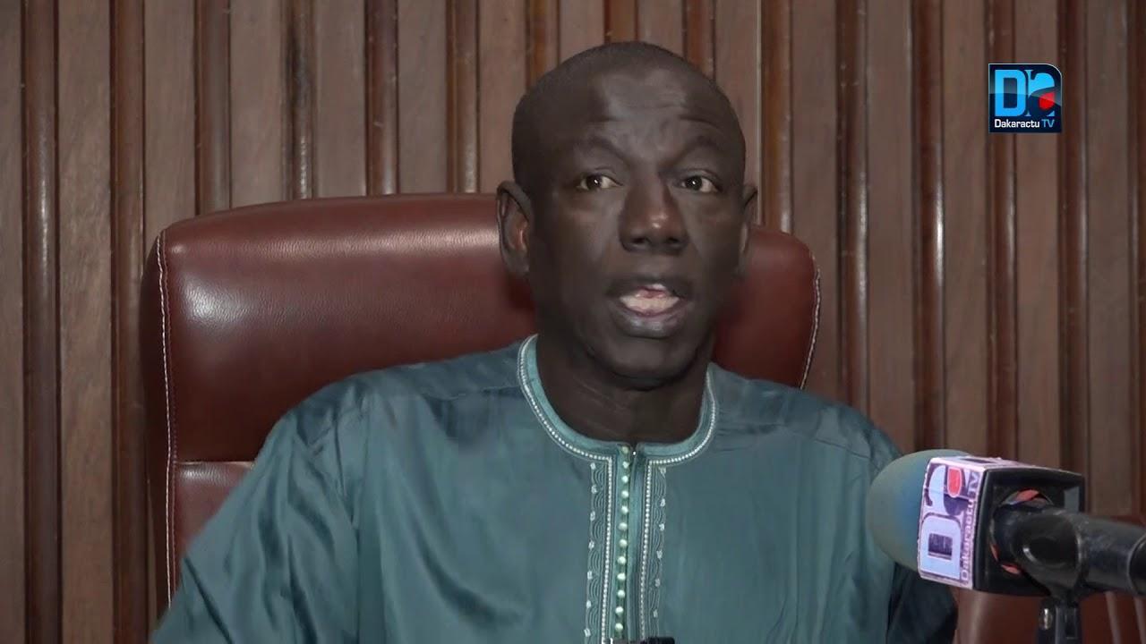 Kaffrine : Le maire Abdoulaye Vilane déplore l'insécurité qui prévaut dans sa localité.