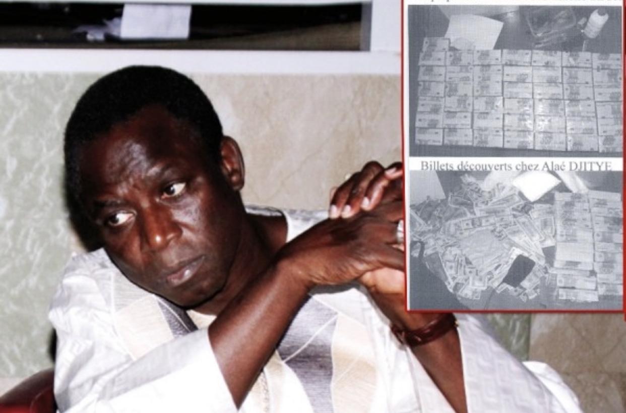 Chronologie : Récit des événements autour de l'affaire de faux billets impliquant Thione Seck