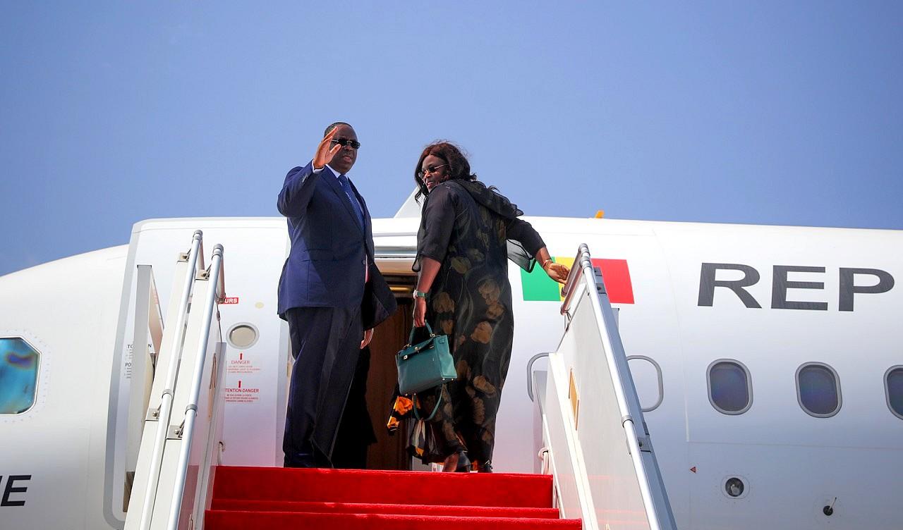 Internationale : Macky Sall attendu en Afrique du Sud, pour l'investiture de son homologue Cyril Ramaphosa