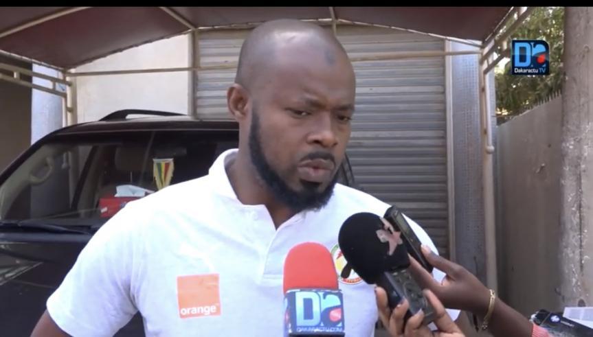 Youssouph Dabo, coach U20 : « C'est une belle victoire (...) Il faudra se concentrer sur le match de dimanche qui sera très compliqué »