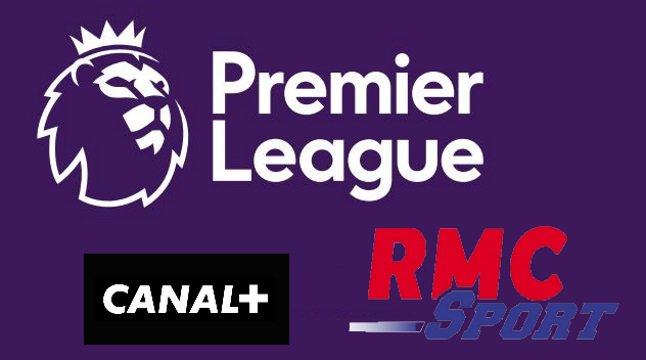 Premier League : Canal+ et RMC Sport récupèrent les droits TV sur la période 2019-2022.