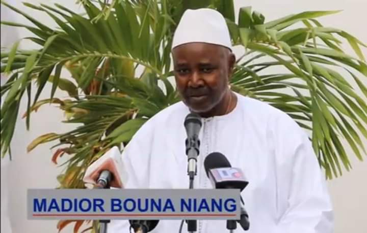 NÉCROLOGIE/ Koumpentoum en deuil : Madior Bouna Niang, fils de Bouna Sémou Niang n'est plus.