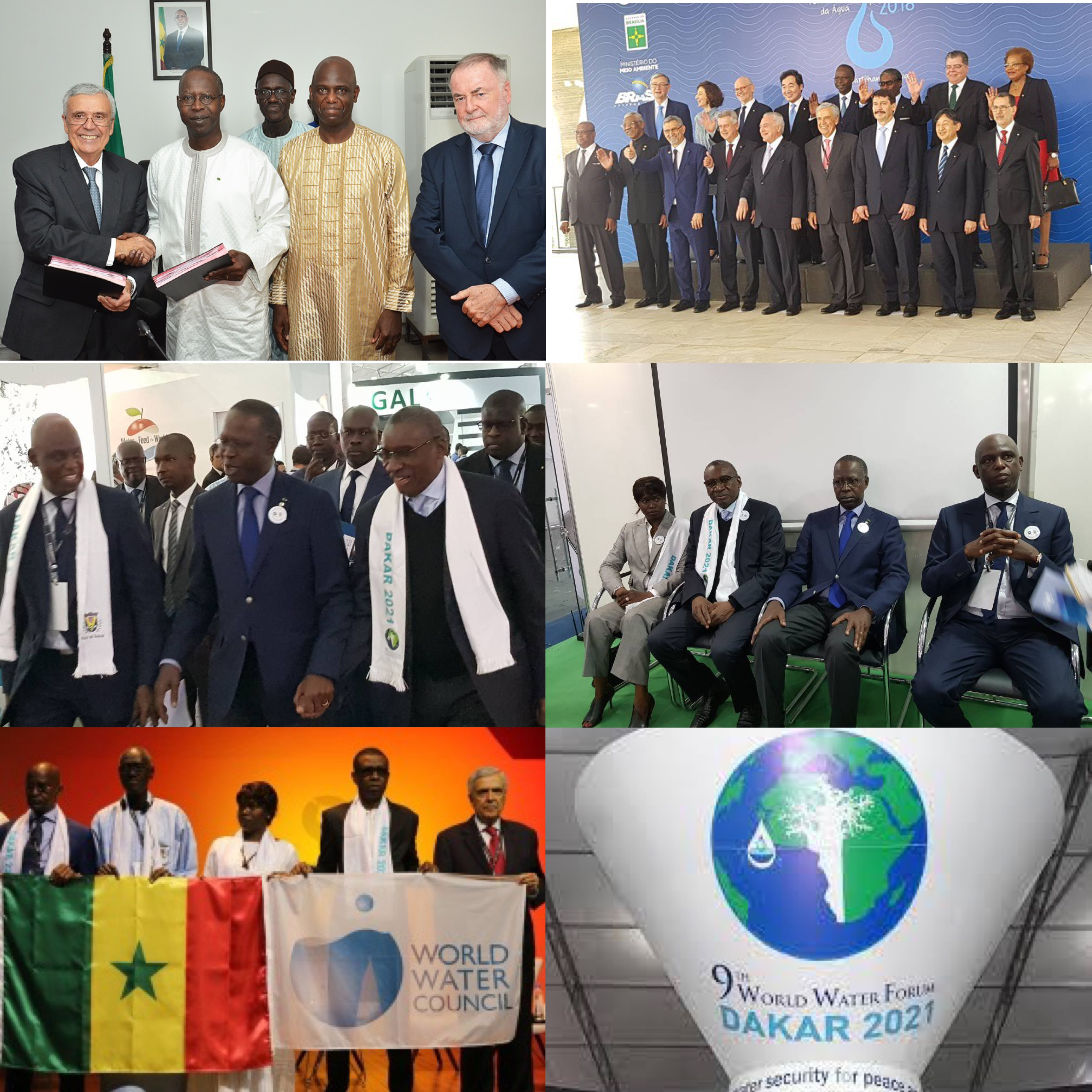 """(Enquête) Forum mondial de l'eau """"Dakar 2021"""" : Le coût réel d'un événement aux retombées incertaines"""
