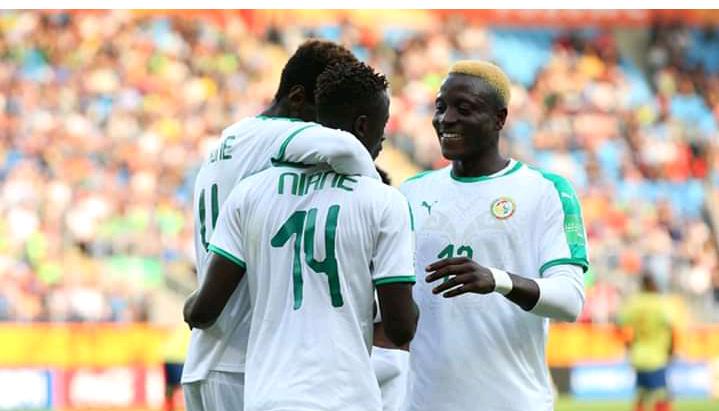 Mondial U20 : Les « Lionceaux » dégustent les « Cafeteros » de la Colombie et se hissent en huitième de finale (Sénégal 2-0 Colombie)