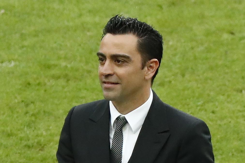Xavi est le nouvel entraîneur du club Al Sadd