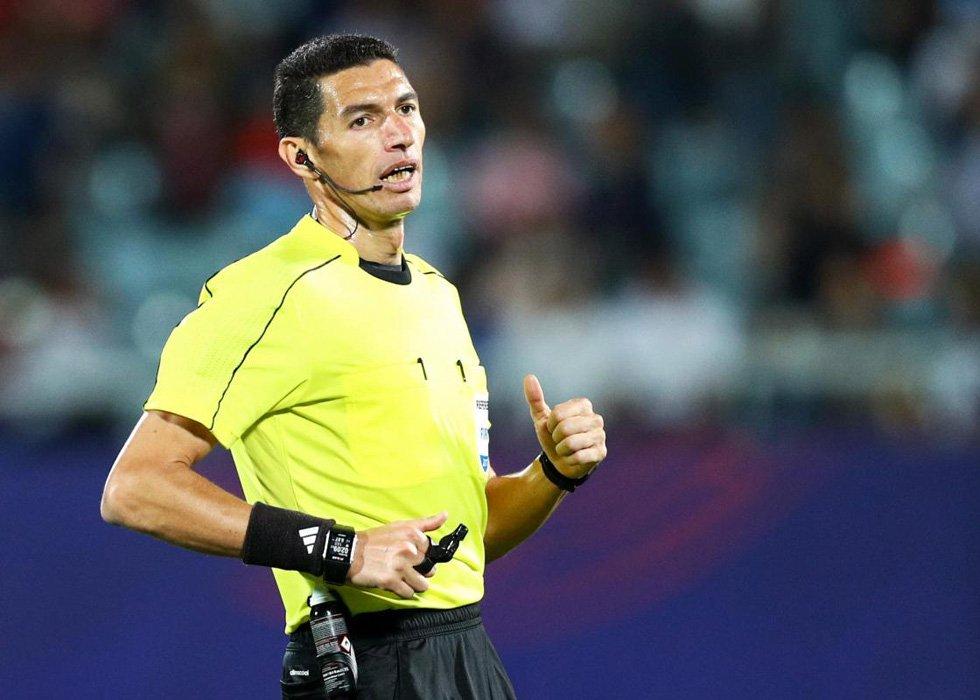 L'arbitre de la finale aller de la Ligue des Champions africaine suspendu par la CAF