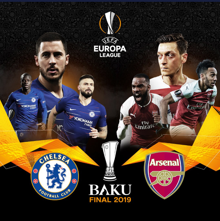"Finale Ligue Europa / Arsenal - Chelsea : Les ""Gunners"" à l'assaut des ""Blues"" ce mercredi à 19h GMT"