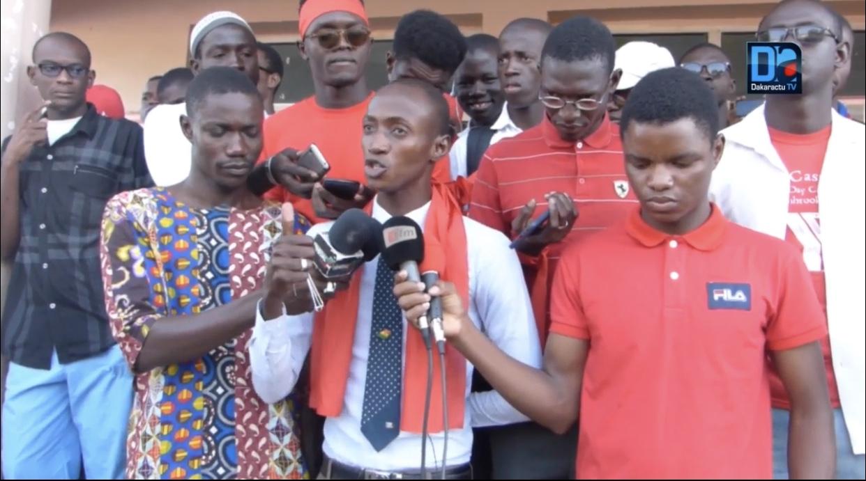 Grève des étudiants de l'Université Assane Seck de Ziguinchor / Le directeur des bourses a convoqué l'inter-amicale demain à 10 heures à Dakar.