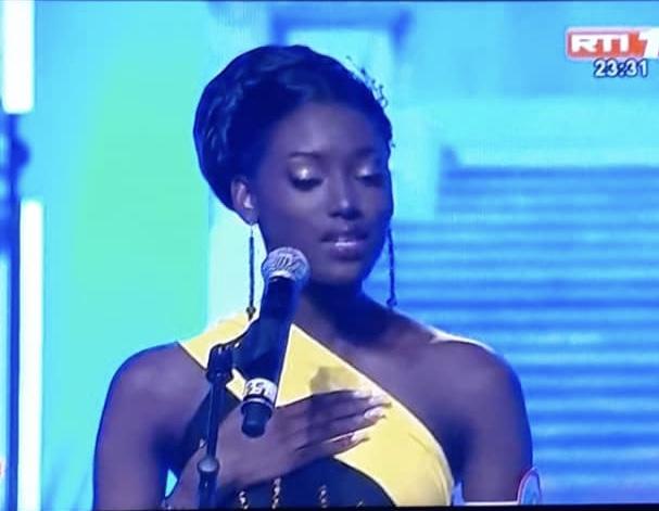 Tara Gueye élue miss Côte d'Ivoire 2019