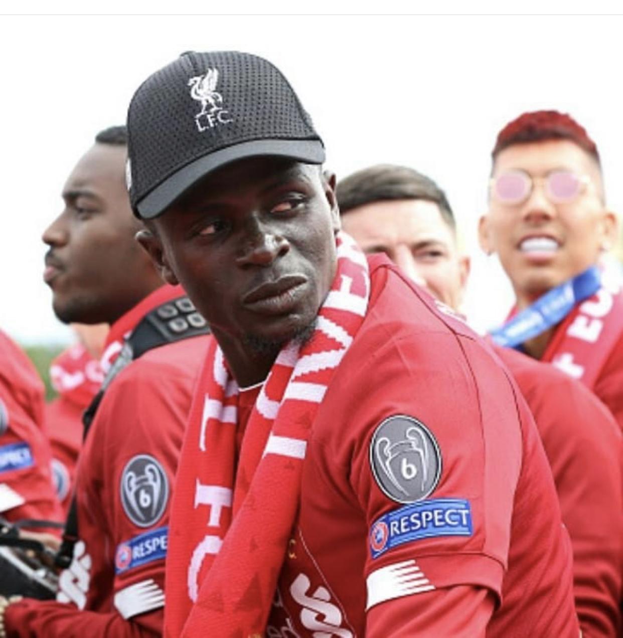 Vainqueur de la C1 / Le message fort de Sadio Mané aux africains : « Il faut toujours croire en ses rêves... »