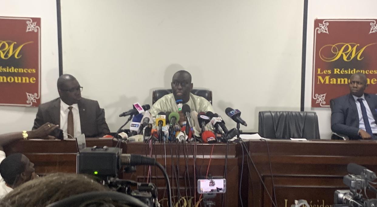 Aliou Sall : «Les accusations de BBC sont fausses et je suis prêt à répondre devant toutes les juridictions internationales»