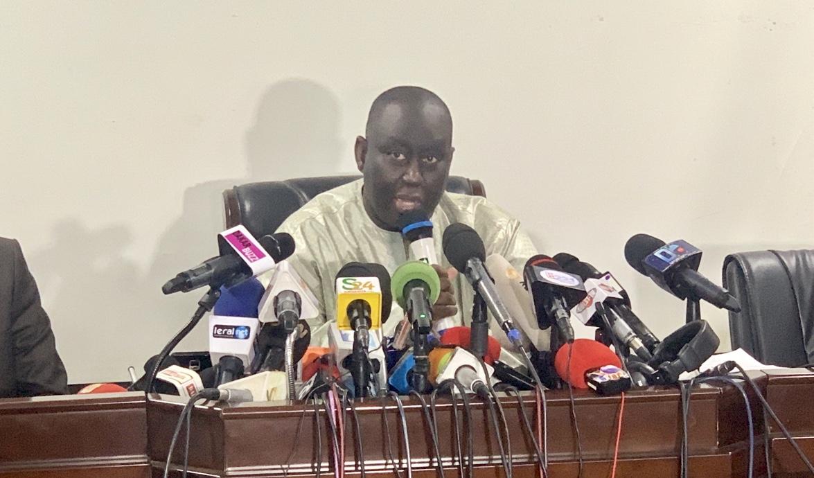 Fraude et corruption : «La Bbc a porté de grave accusation sur ma personne et je vais porter plainte » (Aliou Sall, Directeur de la Cdc)