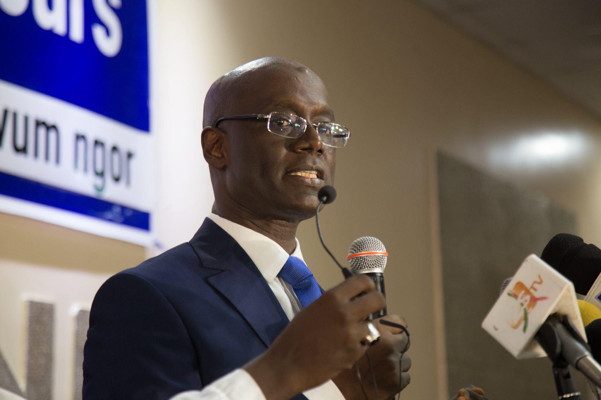 Quand le Ministre des Finances dément son ministère et ses engagements auprès du FMI. (Par Thierno Alassane Sall)