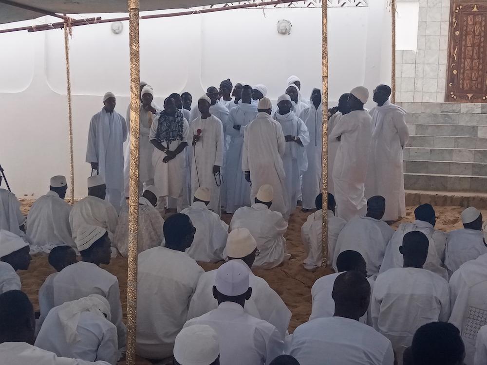 """Korité2019 /Yoff-Diamalaye : Des """"Zikrs"""" et invocations d'Allah avant la prière de l'Aïd Al Fitr ce mercredi."""