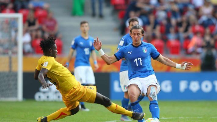 Coupe du monde U20 : Malmenée par le Mali, l'Italie rejoint quand même l'Ukraine en demies